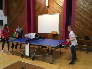 Chillax table tennis